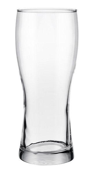 Hostelvia Helles Beer Glasses (Set of 6)