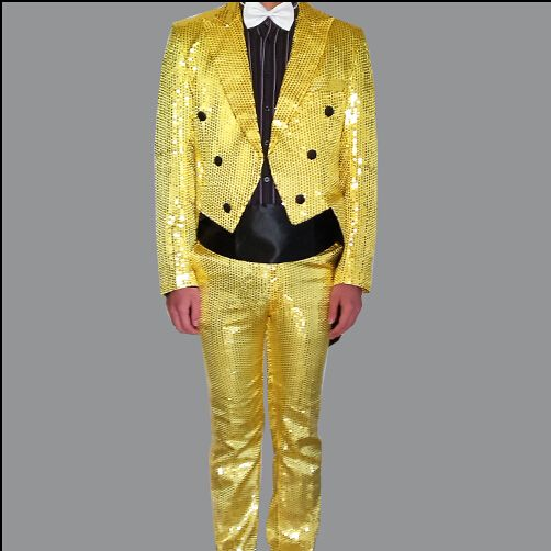 Cheap tuxedo pant, Buy Quality jacket set directly from China jacket burton Suppliers: (Jacket + Pant) Mens Sequin Tuxedo Suits Man Gold Tuxedo Mens Sequin Suit  Tuxedo Jacket Gold  Sequin Tuxedo JacketUSD 7