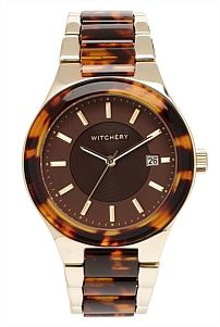 Alexandra Spliced Watch