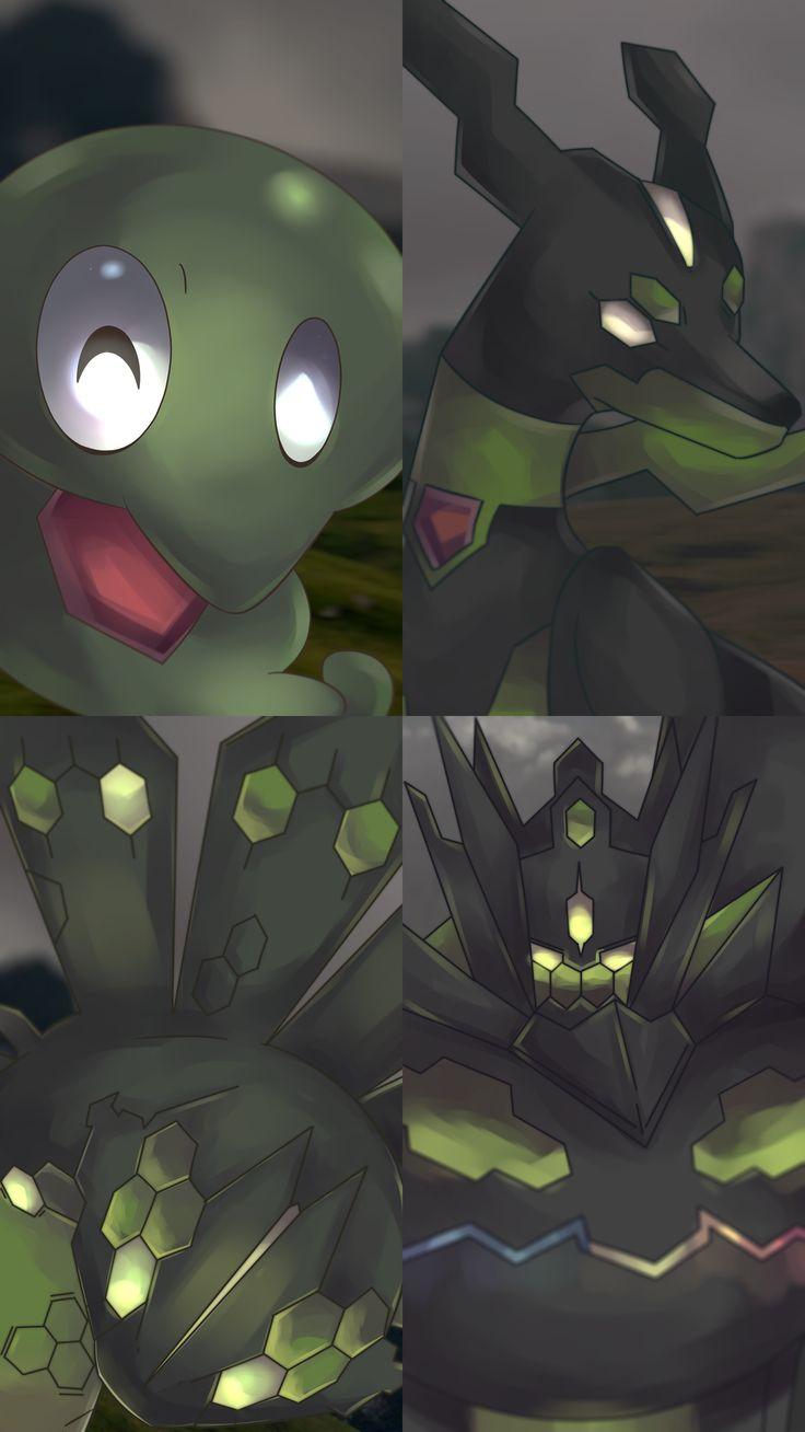20 Best Images About Zygarde On Pinterest 50 Pokemon