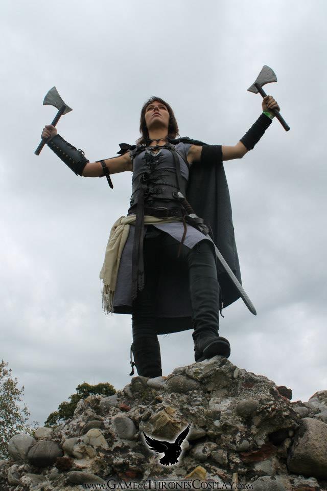 Asha the conqueror by CalamityJade.deviantart.com on @deviantART