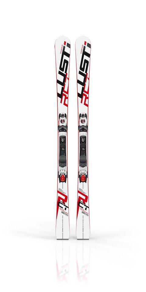 lusti rct ski design