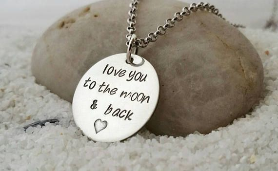 Awww love you to the moon and back  https://www.etsy.com/ca/listing/509000940/love-you-to-the-moon-and-back-mom