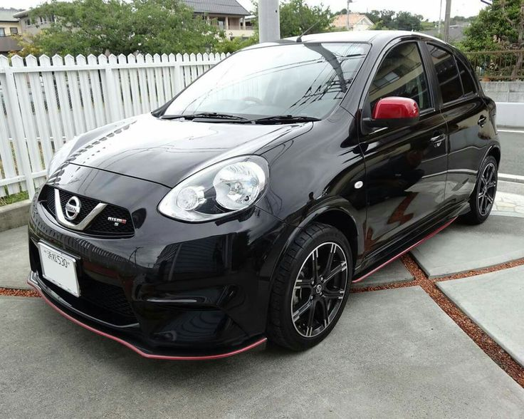 #Nissan #March #Micra