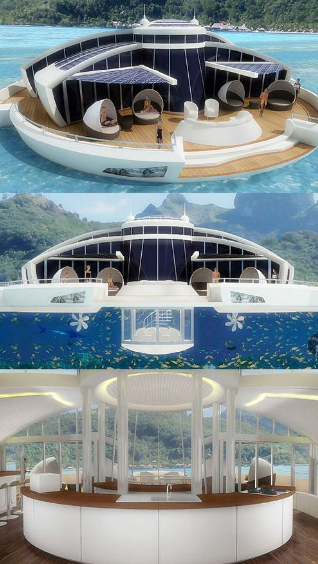 This is a cool boat :)