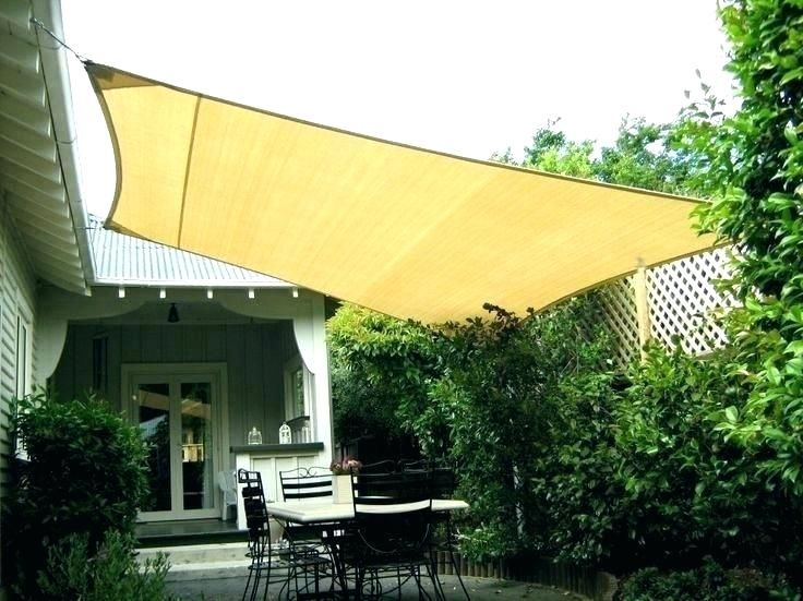 Patio Privacy Shades Exterior Patio Shade Patio Shades Sun Shade Sail Square Outdoor Garden Cover Canopy Awning Many Color Pergola Shade Shade Sail Patio Shade