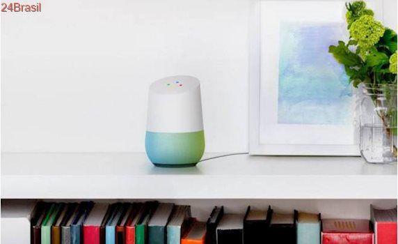 Comercial de TV aciona várias unidades do Google Home por engano