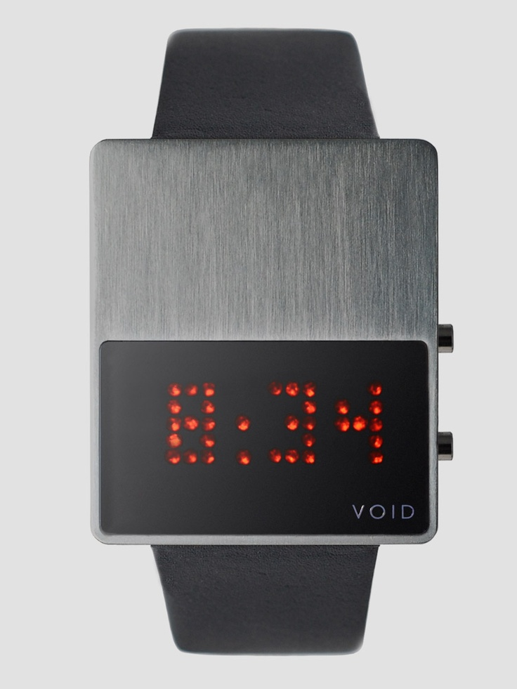 V01LED-BRBL by VOID Watches