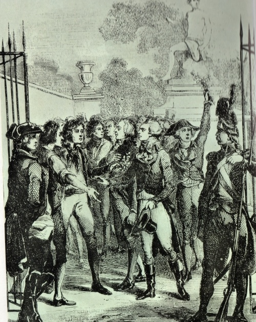 french revolution ushering in an era The enlightenment influenced the french revolution in some major areas first,  it transformed the monarchy it ushered in the new concept of the republic   especially john locke and montesquieu, heavily influenced the thinkers of that  era.