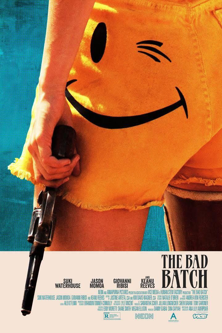 The Bad Batch è un film distopico post apocalittico del 2016 scritto e diretto da Ana Lily Amirpour.