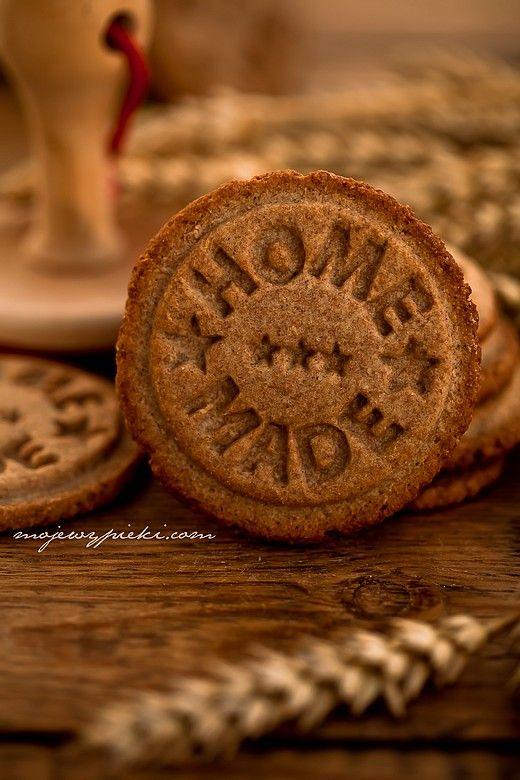 Razowe ciasteczka z kardamonem