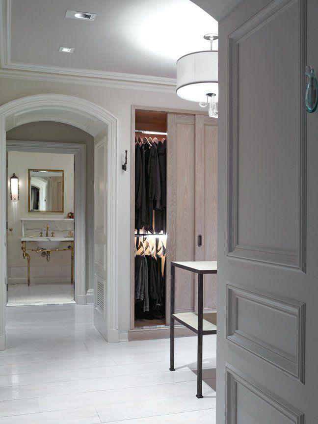 Paris Style Bathroom Decor: Parisian Style Townhouse
