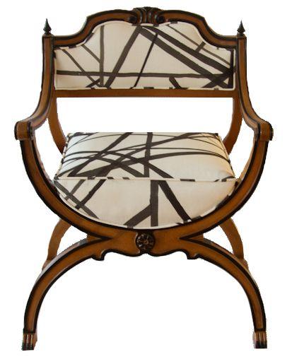 Kelly Wearstler Channels X Chair | Shop219