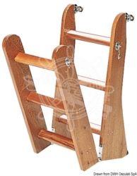 #scaletta in #legno #teak in #offerta www.trinoxshop.com