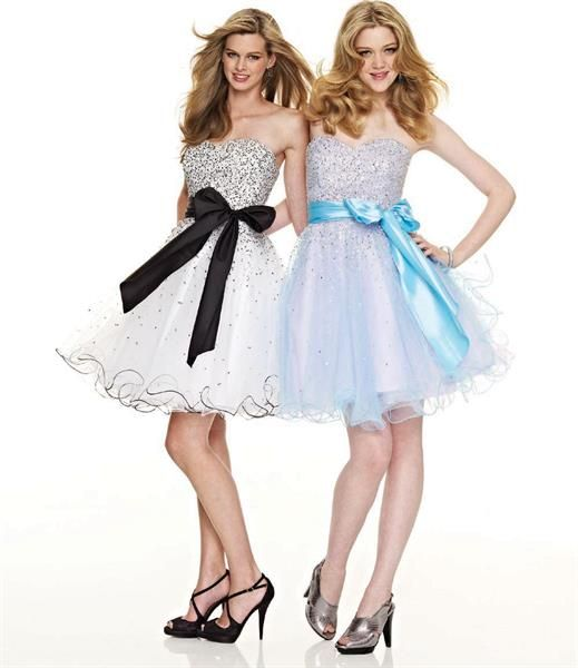 Платье для выпускного вечера фото