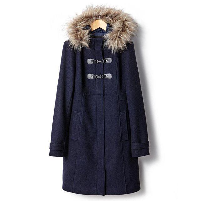 Duffle-coat long - La Redoute. 79€