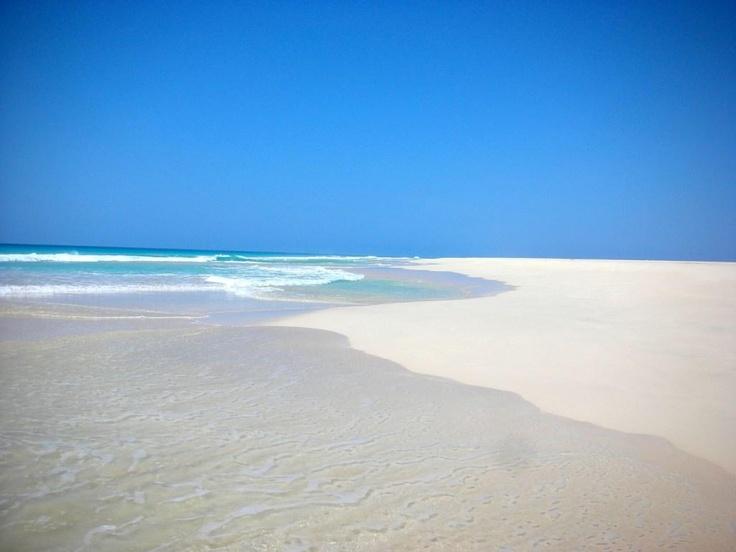 Capoverde e le sue spiagge bianche - l'Isola di Sal Consulta le nostre offerte su www.volagratis.com