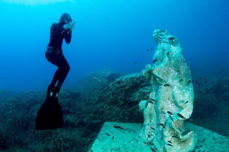 Liguria, fotografia subacquea: ecco gli scatti vincitori del Trofeo Zoagli