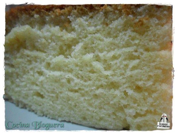 Bizcocho de Yogur (Olla GM) ~ Cocina Bloguera