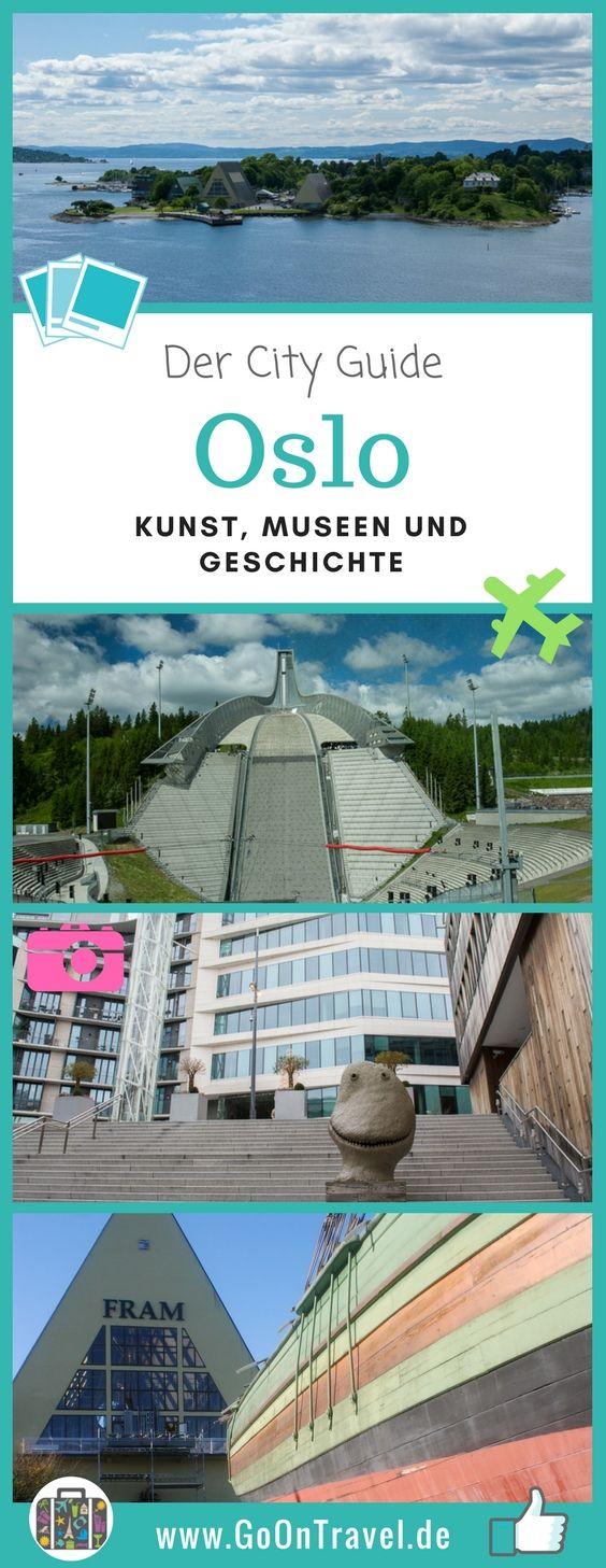Oslo ist eine Metropole in der es mir unglaublich viel Spaß bereitet, Museen zu besuchen sowie Kunst und Geschichte hautnah zu erleben. Norwegens Hauptstadt ist nicht nur für Kunstfreunde ein wahrer Leckerbissen, sondern überzeugt mit einer faszinierenden Vielfalt wie etwa von Edvard Munch´s Schrei bis zum Simulatorsprung vom Holmenkollen.  #Oslo #OsloTipps #Holmenkollen #Norwegen