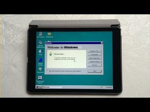Cómo instalar Windows 98 en tu iPhone - http://www.actualidadiphone.com/como-instalar-windows-98-en-tu-iphone/