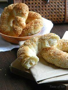 Taste of life: Turski simiti
