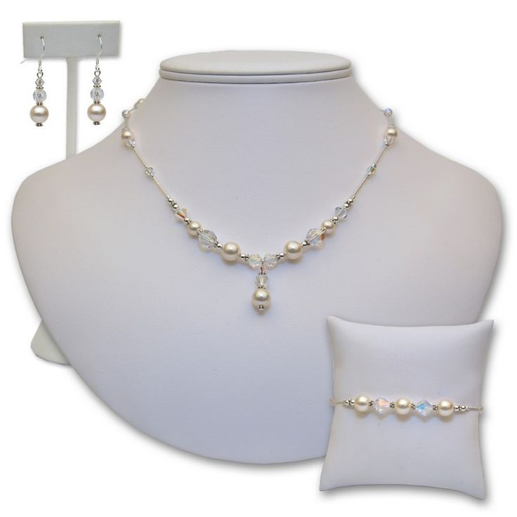 16 best Custom Handmade Bridal Jewelry images on Pinterest ...