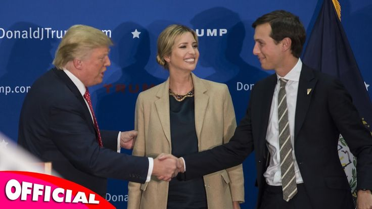 Who is Jared Kushner, Trump's new top adviser? | CNNews Official