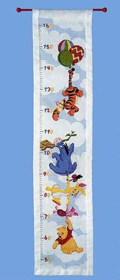 Gallery.ru / Фото #143 - Matuokles - bambooceee Babys højdemåler