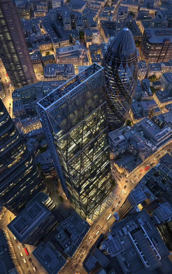 ✮ 122 Leadenhall, London - Amazing View!