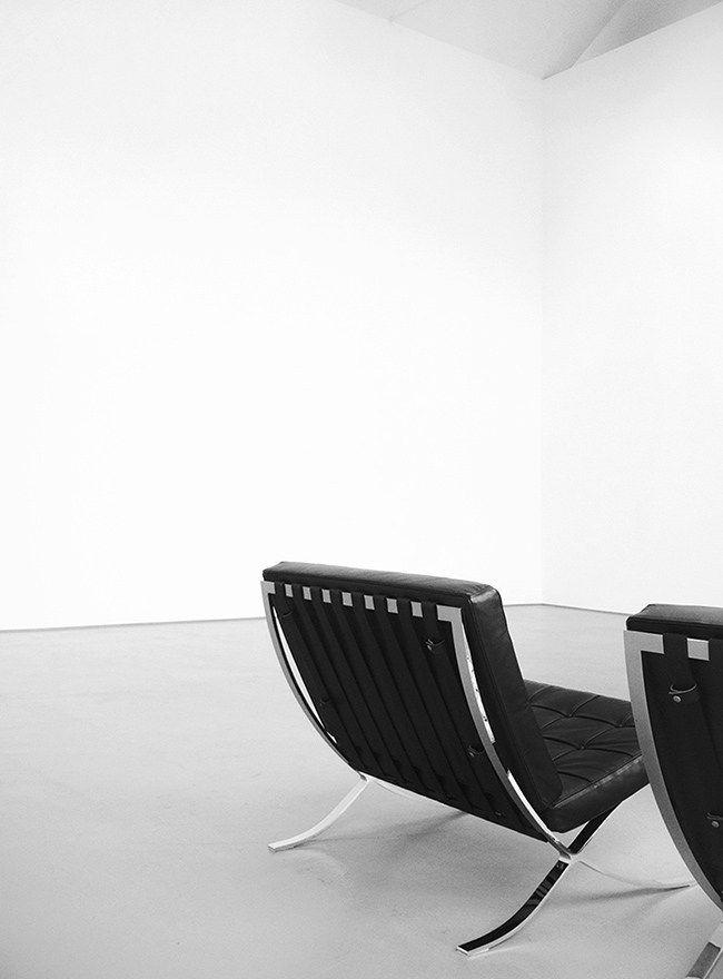 axt architekten haus kunstsammler barcelona chair architecture photography