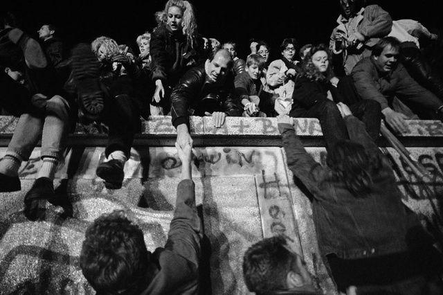 La chute du Mur de Berlin, vue par photographes 6