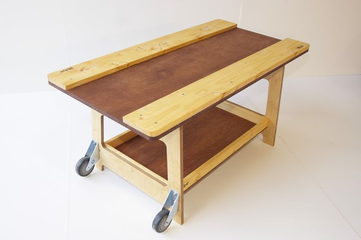 Carpenters work bench - available at www.hebe.kiwi.nz