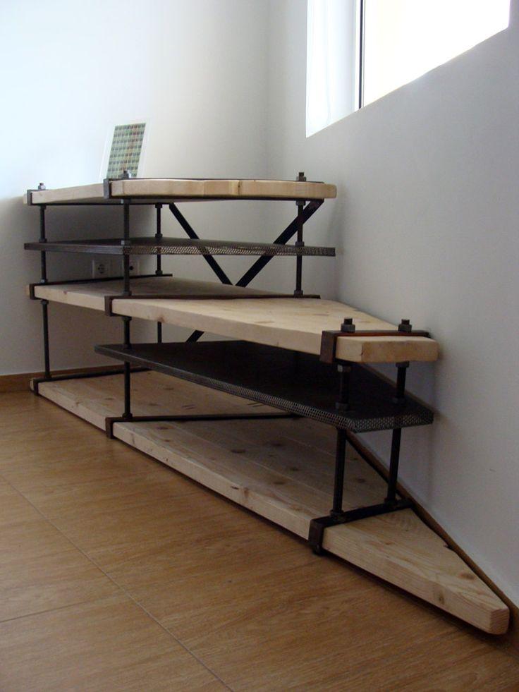 mesa triangular