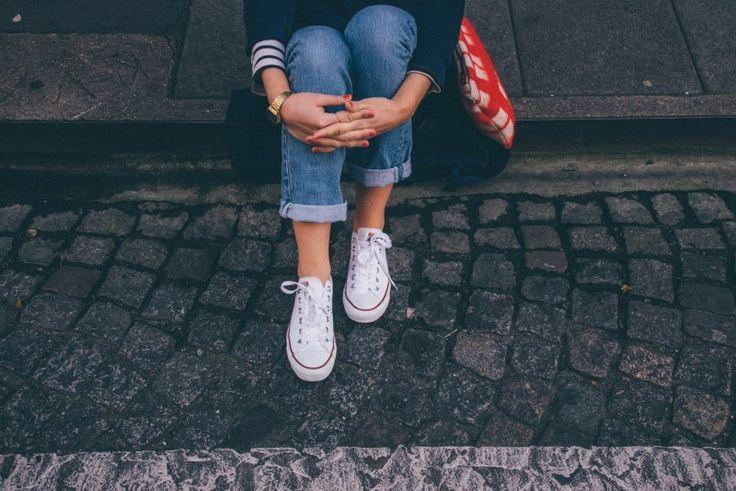 #mode #femme #converse #chucks #sneakers