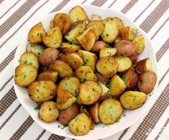 Картофель, запеченный по-мексикански   СвежачОк ☺