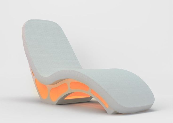 Flag - Massage Chaise Longue for SPAs, wellness and beauty centres