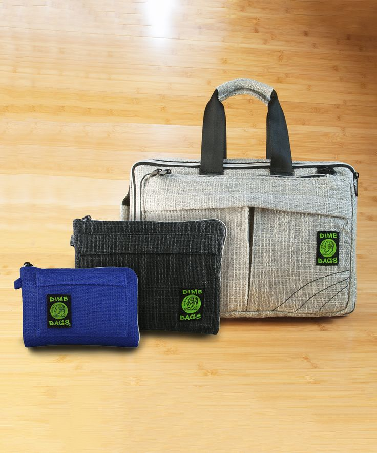 Dime Bags Rollies pouches and computer bag. These come with a rolling tray and a smell/spill proof pouch! Padded for your protection.