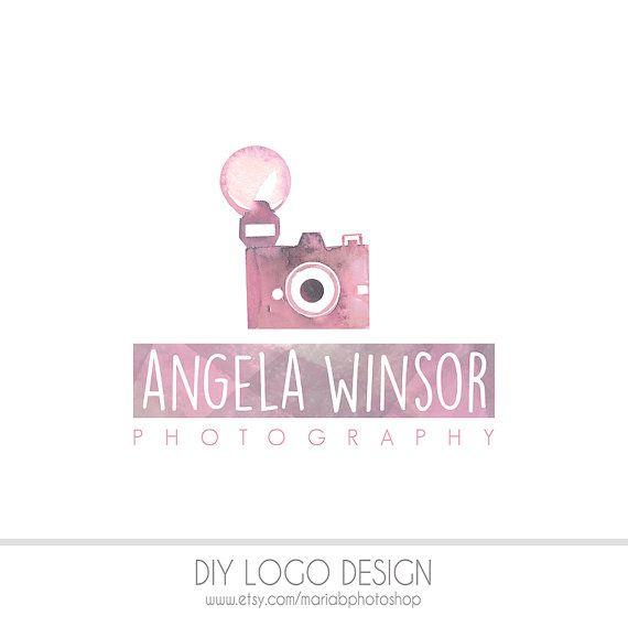 Newborn Photography Logo Ideas