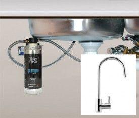 under sink water filter taps - Under Sink Water Filter