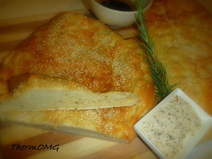 Turkish Bread — ThermOMG