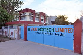 Vikas Ecotech Limited, a leading specialty chemicals company on Monday announced that it has won a prestigious commercial order for Organotin stabilizers from Mexichem, a worldwide leader in PVC compounds & PVC piping systems, as per BSE filing.