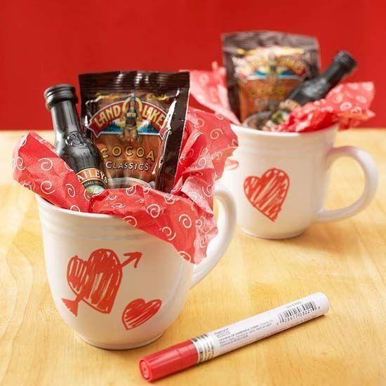 Buscas mas manualidades para regalar en San Valentin