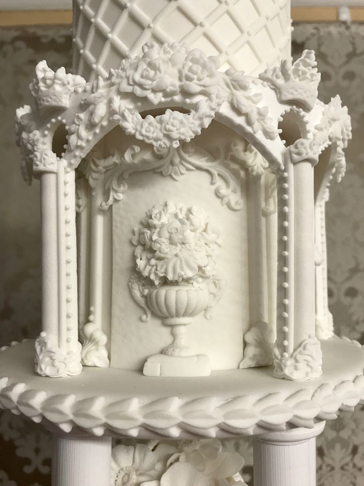 Princess Wedding Cake Michelle Rea and Greg Cleary