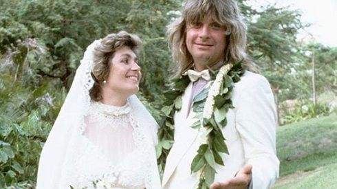 July 4: Today in 1982, Ozzy Osbourne married Sharon Arden, the daughter of music business manager Don Arden.