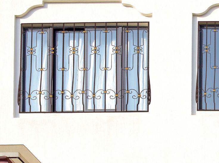 New iron grill window designs/simple steel window grill design/forged steel windows grill