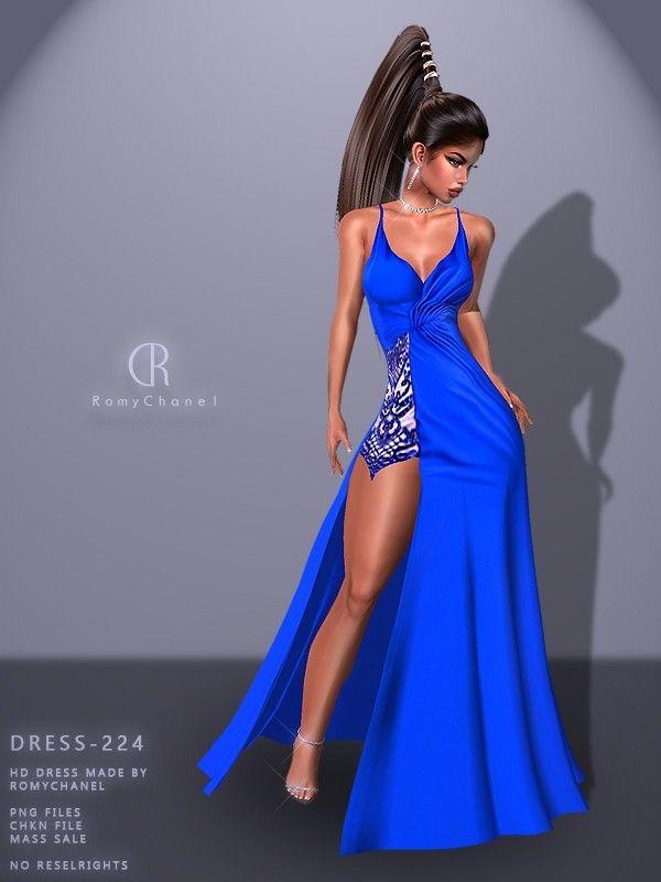 Rc Dress 224 Dresses Sims 4 Dresses Innovative Fashion