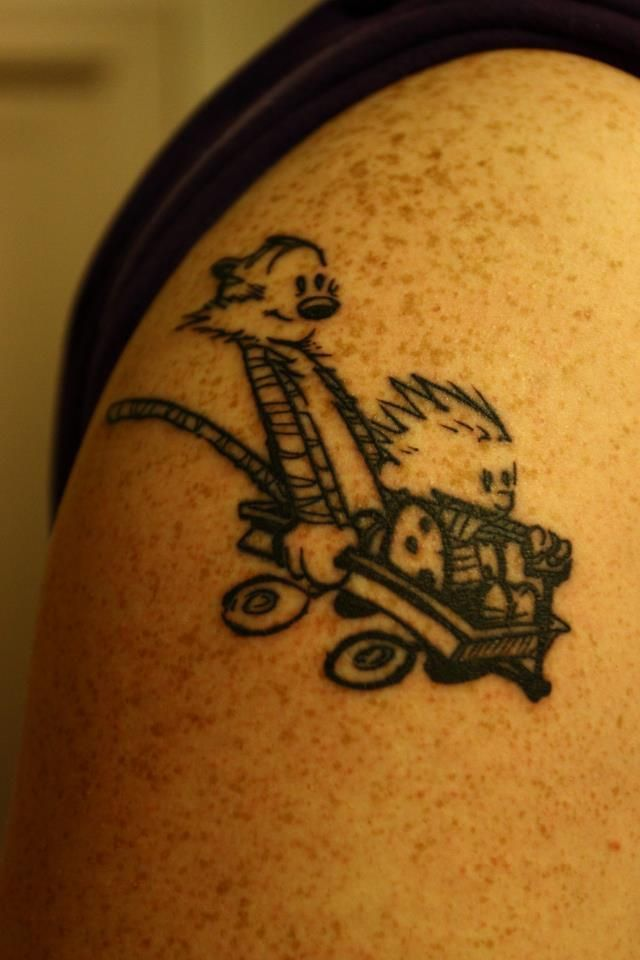 the 25 best calvin and hobbes tattoo ideas on pinterest calvin and hobbes quotes calvin and. Black Bedroom Furniture Sets. Home Design Ideas