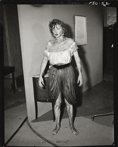 Lucille ball black and white camera negatives from i love lucy from episode lucys italian movie which first aired march
