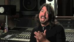 Dave Grohl Sarcastic Clapping